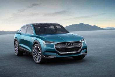 奥迪或在2016底特律车展推出一款氢燃料电池概念SUV