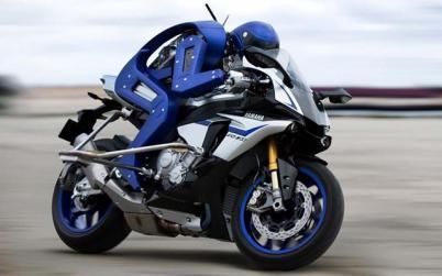 """雅马哈造出来的「摩托机器人」,可能会让无人驾驶""""泪流满面"""""""