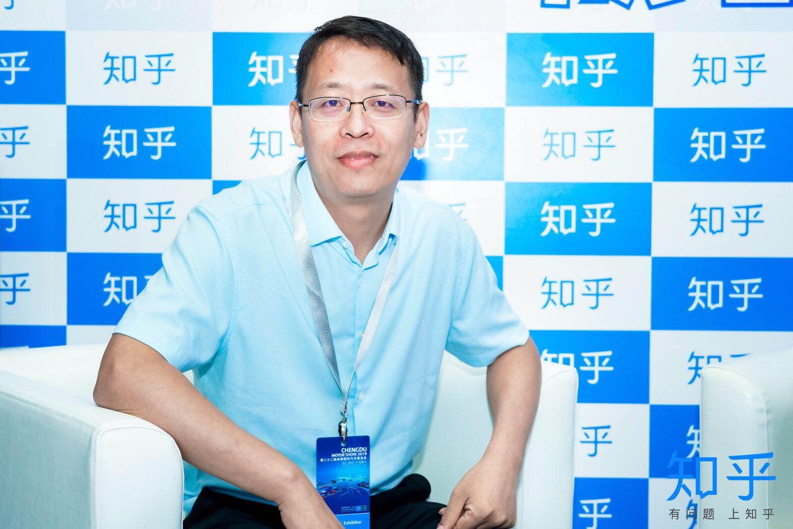 """车云X知乎丨上汽荣威刘景安:新能源汽车普及还需""""降本"""""""