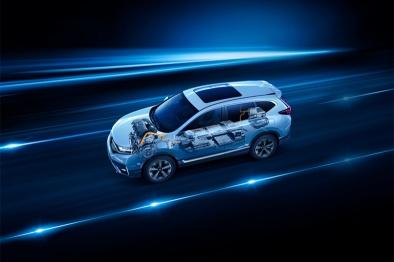 权威测评CR-V锐·混动e+,本田插电混动技术先进在哪?