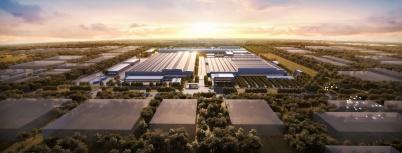 未来将产纯电动车 理想汽车北京绿色智能工厂正式启动