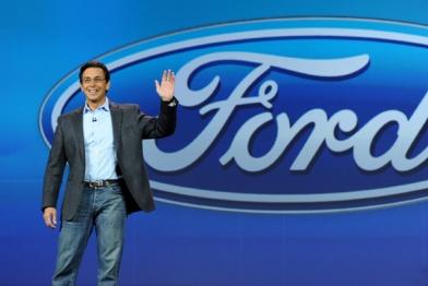 福特CEO马克?菲尔兹:不仅要造智能汽车,更要打造智能交通