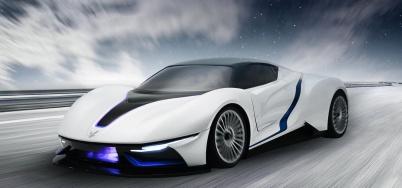 北汽新能源旗下ARCFOX将于2019年日内瓦车展公布中文名称