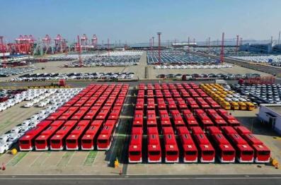 100台宇通纯电动客车将发往智利,创海外新能源客车订单记录