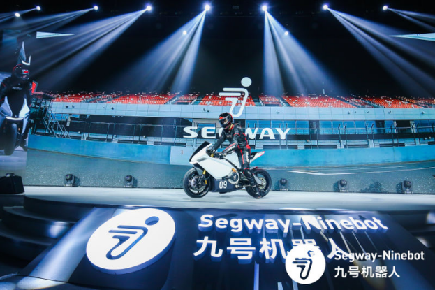 Segway Apex超级电动摩托车