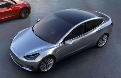 特斯拉公布第三季度销量:Model 3生产遇瓶颈