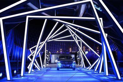 东风风光首款智能轿跑型SUV iX5发布,牵手百度走进产品3.0的智能化时代