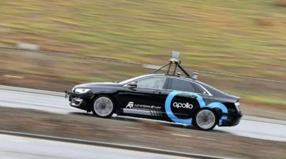 百度发布Apollo3.5,支持复杂城市道路自动驾驶  | CES 2019