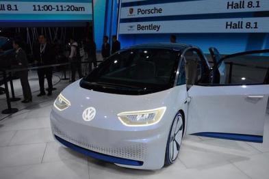 斯柯达推出纯电动观点车,将表态上海车展