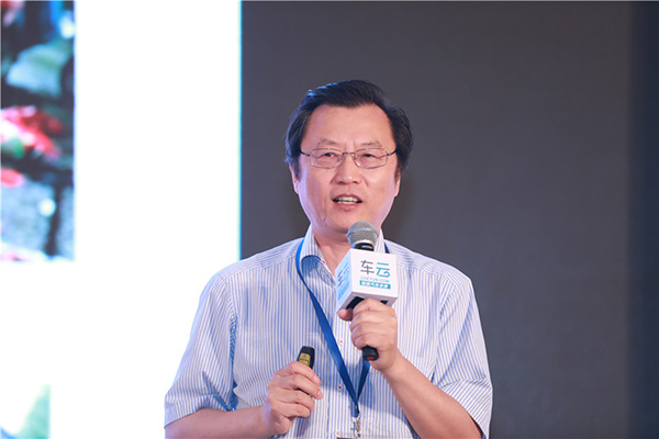 福田汽车研究院总工程师李德高