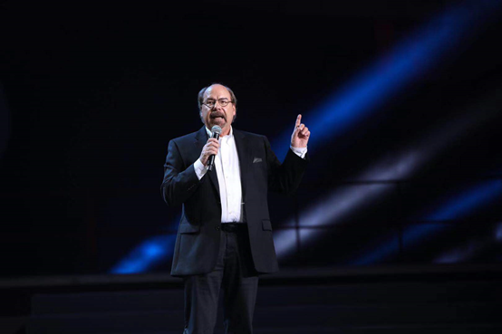 赛麟汽车品牌创始人史蒂夫·赛麟先生亮相北京鸟巢国际赛演平台
