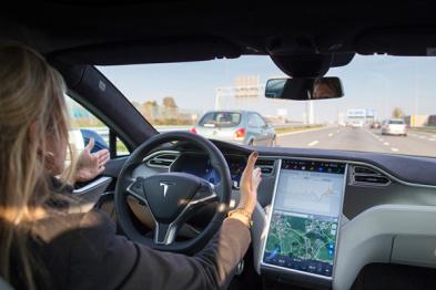 特斯拉:将联合供应商改进Autopilot技术