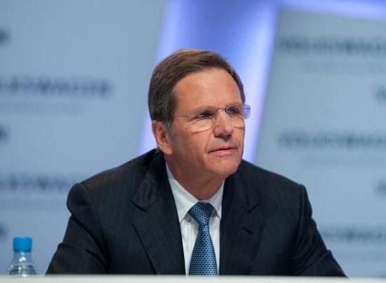 大众汽车CEO海兹曼