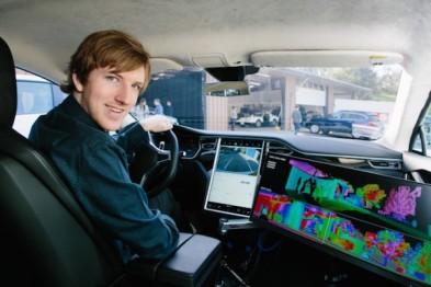 首创公司Luminar将量产车用激光雷达