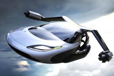 吉利计划在2019年在美国推出首款飞行汽车