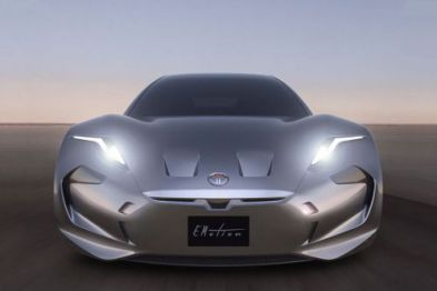 Fisker推EMotion电动车,预计明年上市
