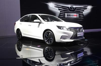 全新A5翼舞上市,东南汽车加码轿车市场  | 广州车展