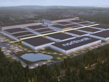 欧洲首个锂离子电池超级工厂即将建立