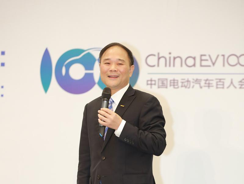 李书福:吉利将免费开放PMA纯电动平台