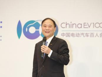李书福:吉祥将收费开放PMA纯电动平台
