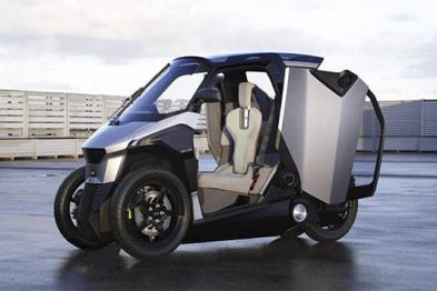 PSA推出小型混动车来解决城市拥堵难题