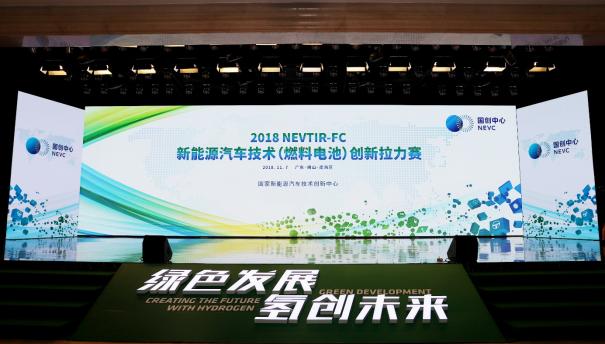 2018 NEVTIR-FC新能源汽车技术(燃料电池)创新拉力赛