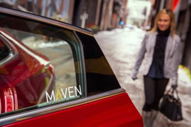 通用旗下汽车共享品牌MAVEN在旧金山启动运营