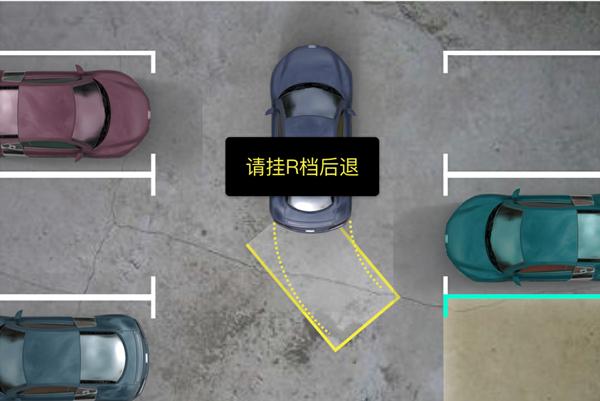 多传感器融合的环视泊车引导系统