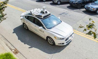 匹兹堡改变态度,对Uber自动驾驶项目不再绝对开放
