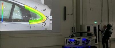 保时捷试用AR技术帮助完成车辆QA检测