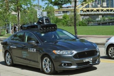Uber公布正在美国进行自动驾驶技术测试