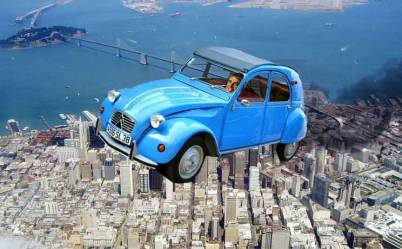 波音自动驾驶乘用飞行汽车原型机完成首次试飞