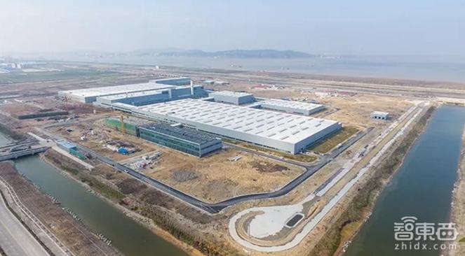 威马温州工厂