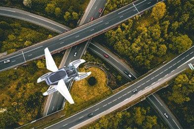 俄公司研发飞行出租车,可在车位垂直起降