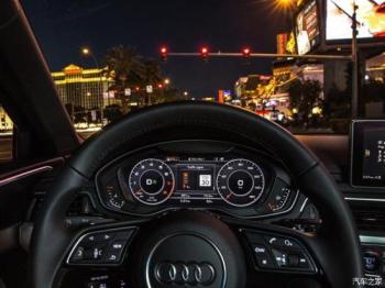 奥迪在内华达州推V2I技术,可与交通灯互联