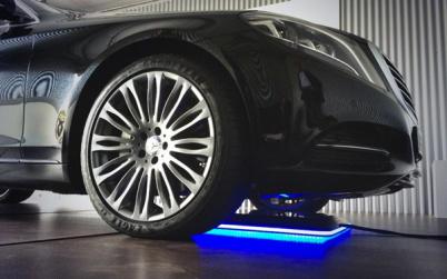 奔驰计划2018年推出新的无线充电系统