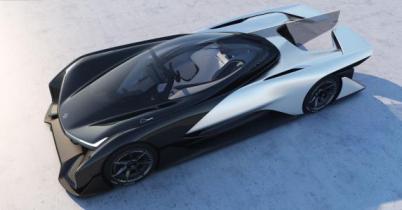 FF與九城簽署協議 銷售智能互聯網電動汽車