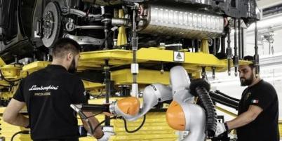 兰博基尼SUV生产线完工,明年进入中国市场