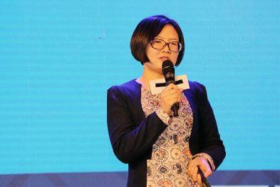 #LINC2015#电动邦销售总监陈娜:让有态度的人自由联合