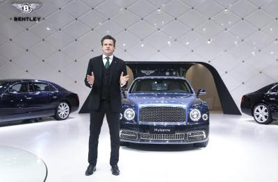 百年宾利,非凡与共,宾利汽车登陆2018广州国际车展