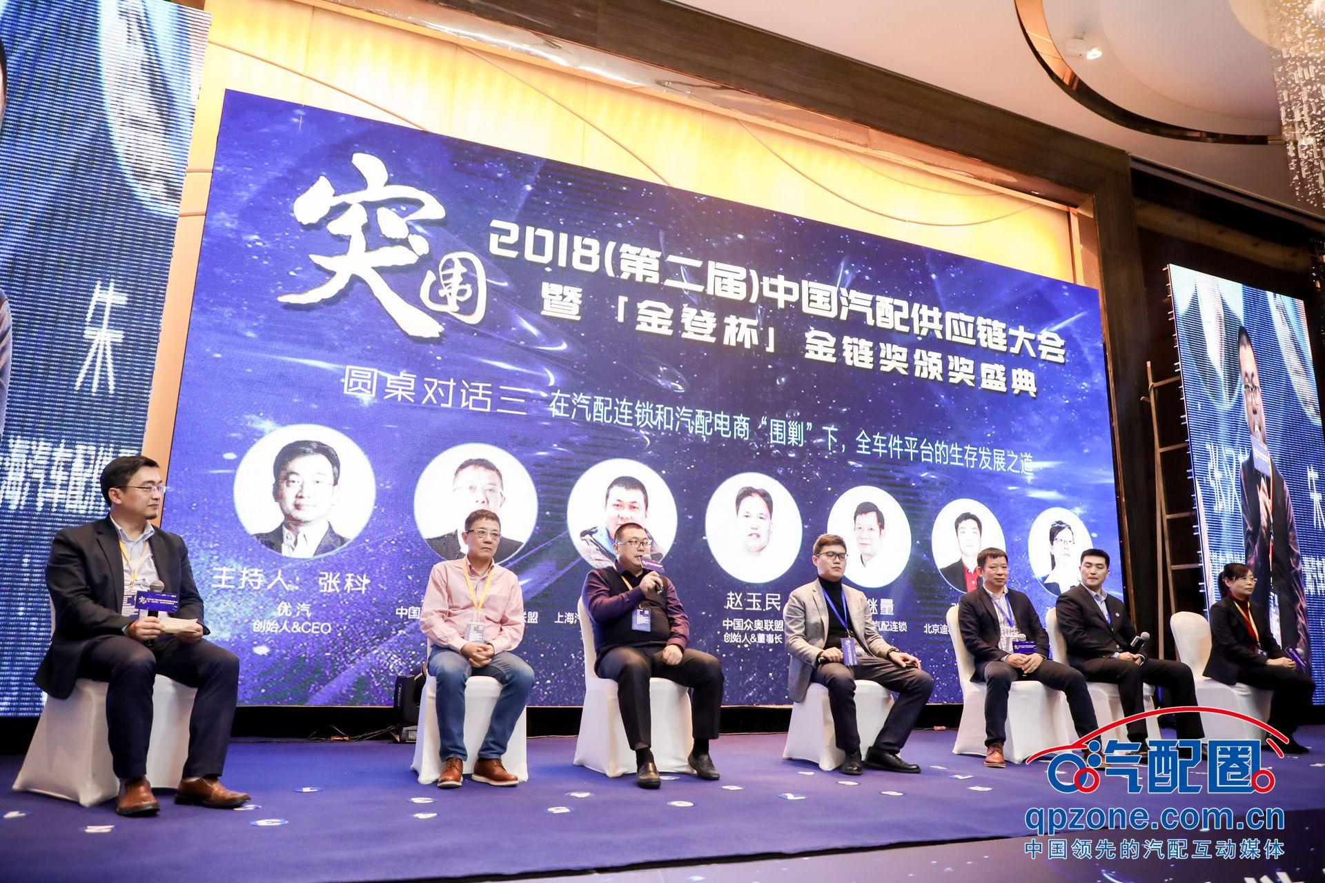 嘉宾从左往右依次为:张科、张汉林、朱波、刘培海、李继量、张永中、孙志荣
