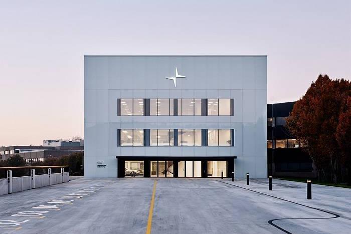Polestar新的全球总部