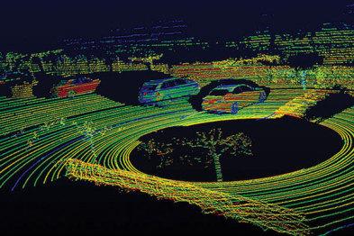 廉价的激光雷达是自动驾驶车商业化的关键
