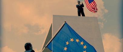 特朗普威胁对欧盟汽车征收20%关税