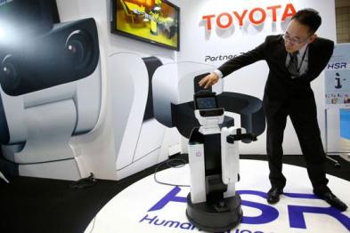 丰田与OSRF达成合作,研究机器人及自动驾驶技术