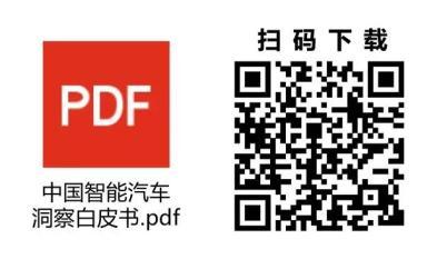 车慧发布《中国智能汽车洞察白皮书》