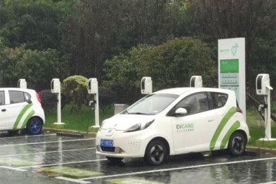 网点数量制约分时租赁,EVCARD与Car2Go拼车辆投放