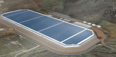 特斯拉Gigafactory超级电池厂附近发现大量锂资源