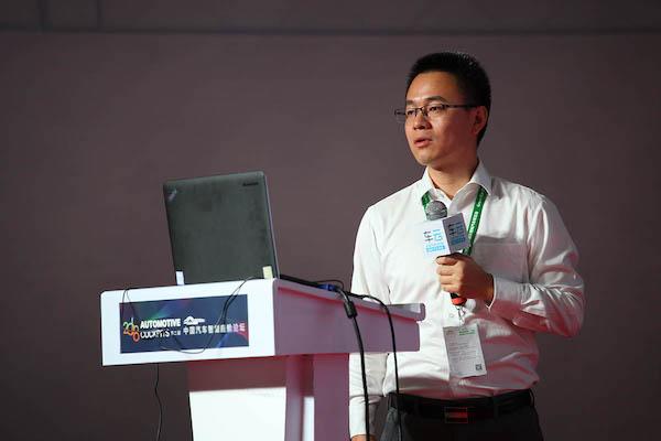 合众新能源智能网联研究院执行院长张祺