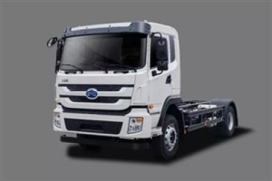 比亚迪获拉美地区最大纯电动卡车订单